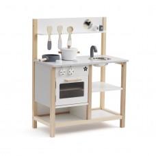 Køkken, natur/hvid (BISTRO)