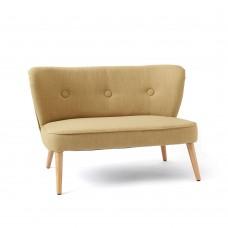 Sofa - gul/beige