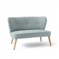 Sofa - light blue