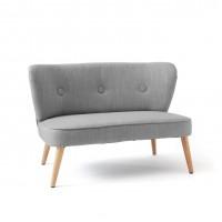 Sofa - mørk grå