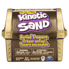 Kinetic sand, skjulte skatte