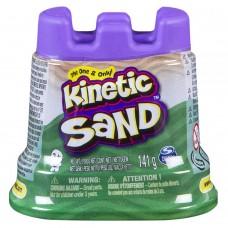 Kinetic sand, grøn