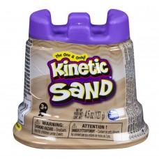 Kinetic sand, beige