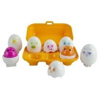 Sort and squeak eggs