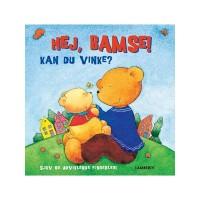 Hej Bamse, kan du vinke?