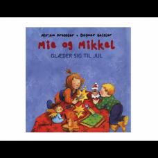 Mie og Mikkel glæder sig til jul