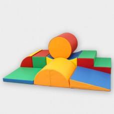 Leander XL, mix farver