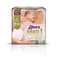 Libero Touch No. 1 / Newborn (max 5 stk. pr. ordre)