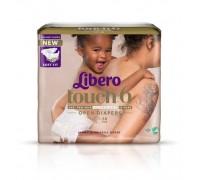 Libero Touch No. 6, åben ble (max 5. stk. pr. ordre)