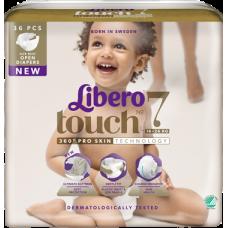 Libero Touch No. 7  (max 5 stk. pr. ordre)