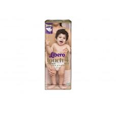 Libero Touch No. 4, åben ble (max 5. stk. pr. ordre)