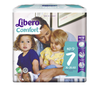 Libero Comfort 7, Bleer