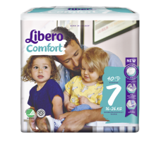 Libero Comfort 7, Bleer (max 5. stk. pr. ordre)