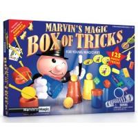 Marvins tryllesæt - 125 tricks