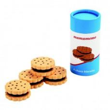 Chokoladekiks, 4 stk. i pakke