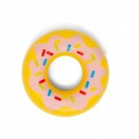 Donut m. pink glasur