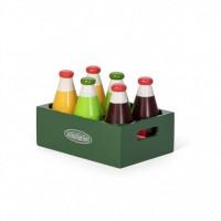 Sodavand i kasse