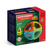 Magformers, curve 20 stk.