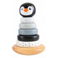 Pingvin Stabel - Sort