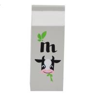 Mælk i træ, grå