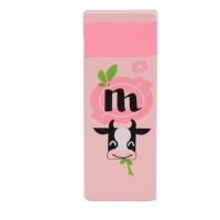 Mælk i træ, lyserød