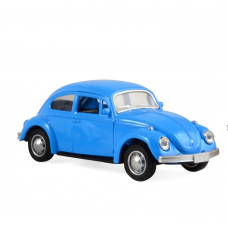 Beetle, blå