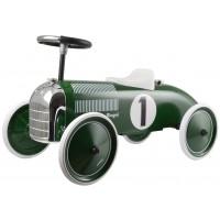 Gåbil, classic racer - grøn