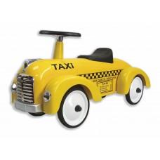 Gåbil, taxi racer