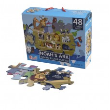 Noahs Ark gulvpuslespil - Jumbo (48 pcs)