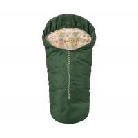 Sovepose til lille mus, grøn
