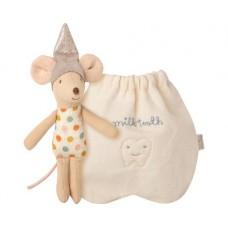 Tandfe mus i pose