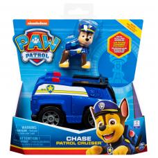 Chase og politibil
