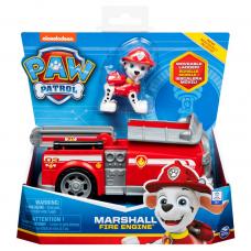 Marshall og brandbil