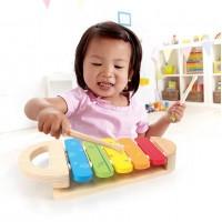 Xylofon (regnbuefarvet)