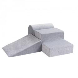 Legesæt - light grey (3 dele)