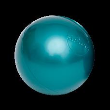 Bolde, 100 stk. (Turquoise Metallic)
