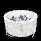 Boldbassin, Velvet soft (white marble)