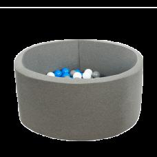 Boldbassin - grey (90x40x5cm)
