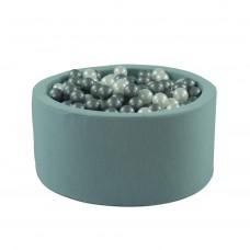 Boldbassin Eco - blue (90x40x6cm)
