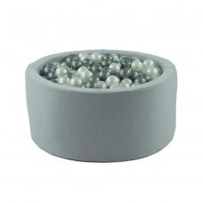 Boldbassin Eco - light grey (90x40x6cm)
