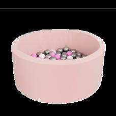 Boldbassin - pink (90x40x5cm)