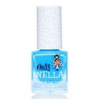Neglelak, Mermaid Blue - Blå