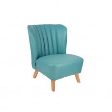 Lænestol - blå