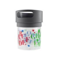 Munchie Mug (475 ml), grå