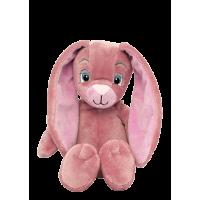 Kaninbamse, pink