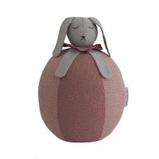 Bunny Bubble - Grey/Blush