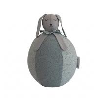Bunny Bubble - Grey/Ocean