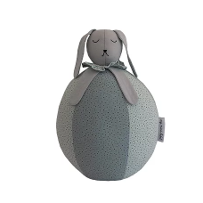 Bunny Bubble - Grey/Ocean