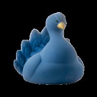 Badelegetøj, påfugl - Blå