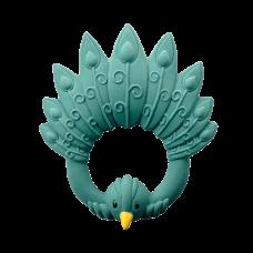 Bidering, påfugl - grøn